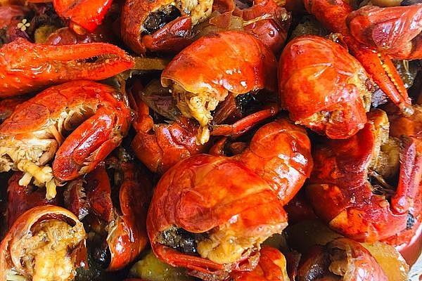 麻辣小龙虾(龙虾尾)的做法步骤图缩略图