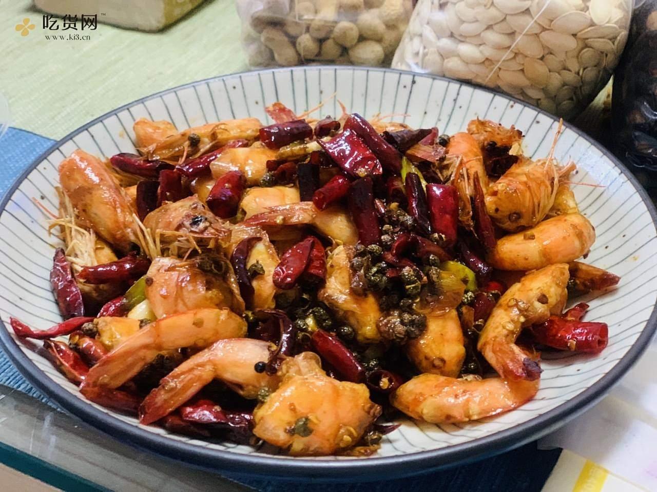 可做麻辣小龙虾的麻辣虾的做法 步骤10