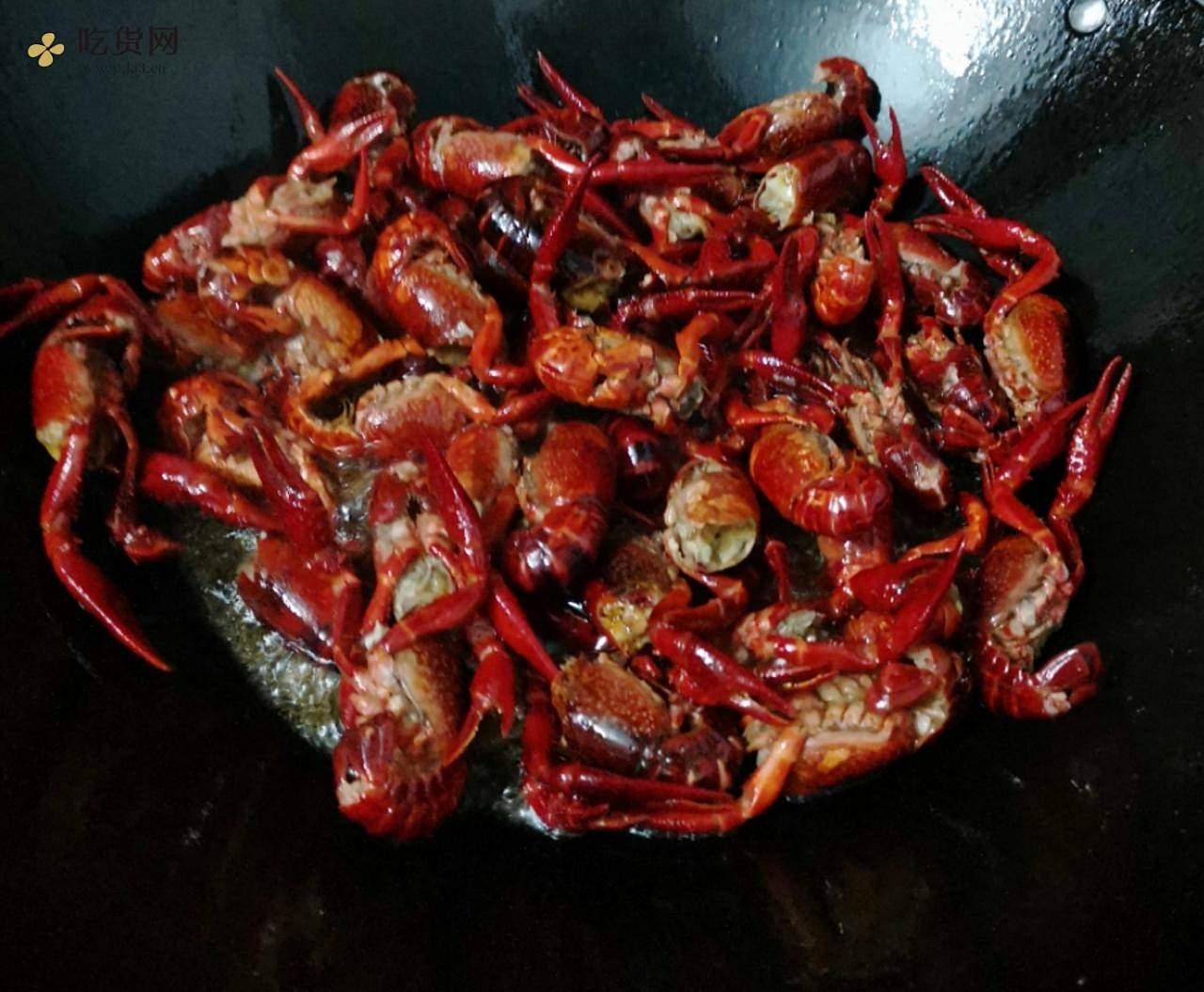 麻辣小龙虾(海底捞版)的做法 步骤9
