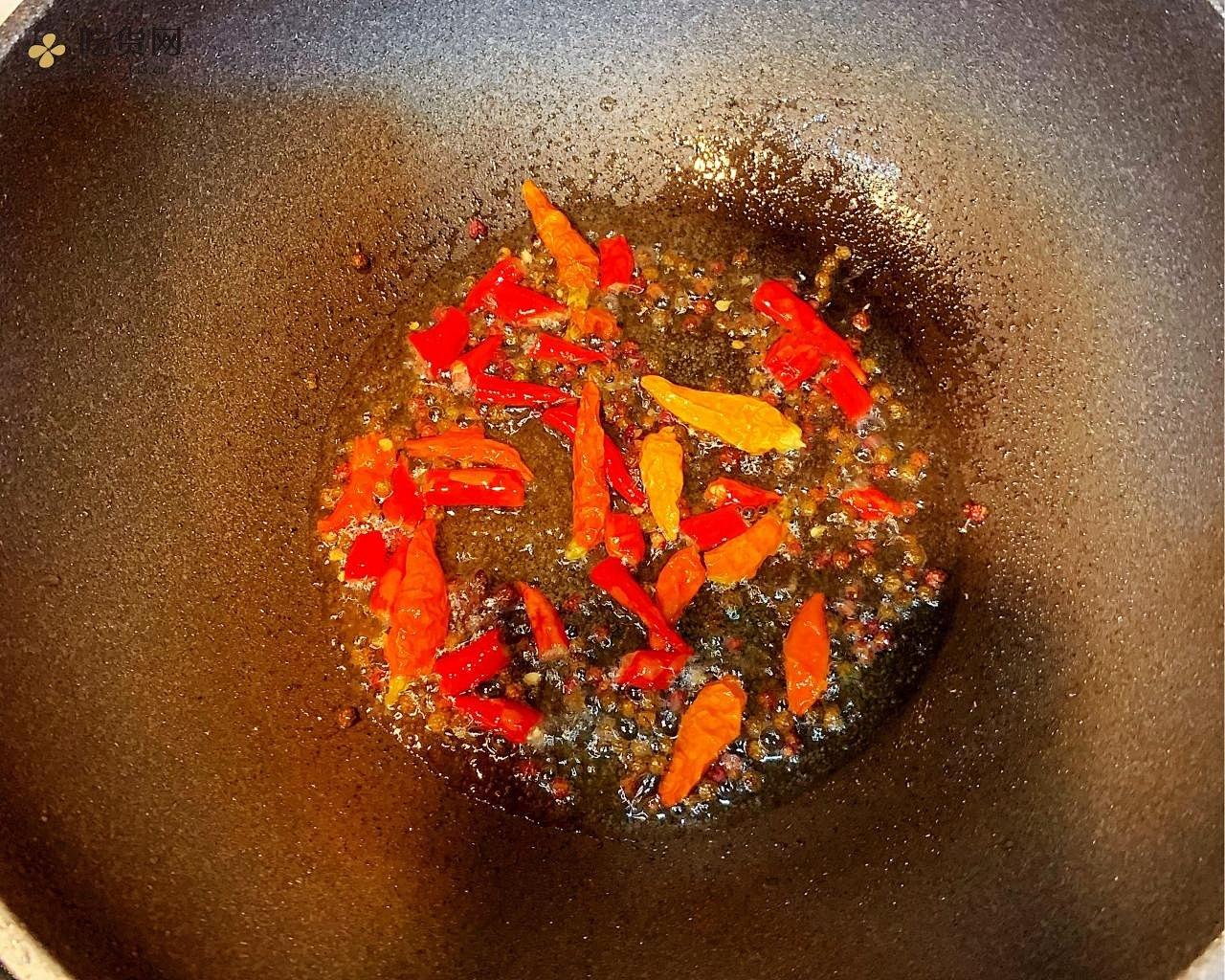 高尼私房菜之麻辣小龙虾的做法 步骤2