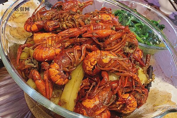 麻辣卤煮小龙虾的做法步骤图,怎么做好吃缩略图