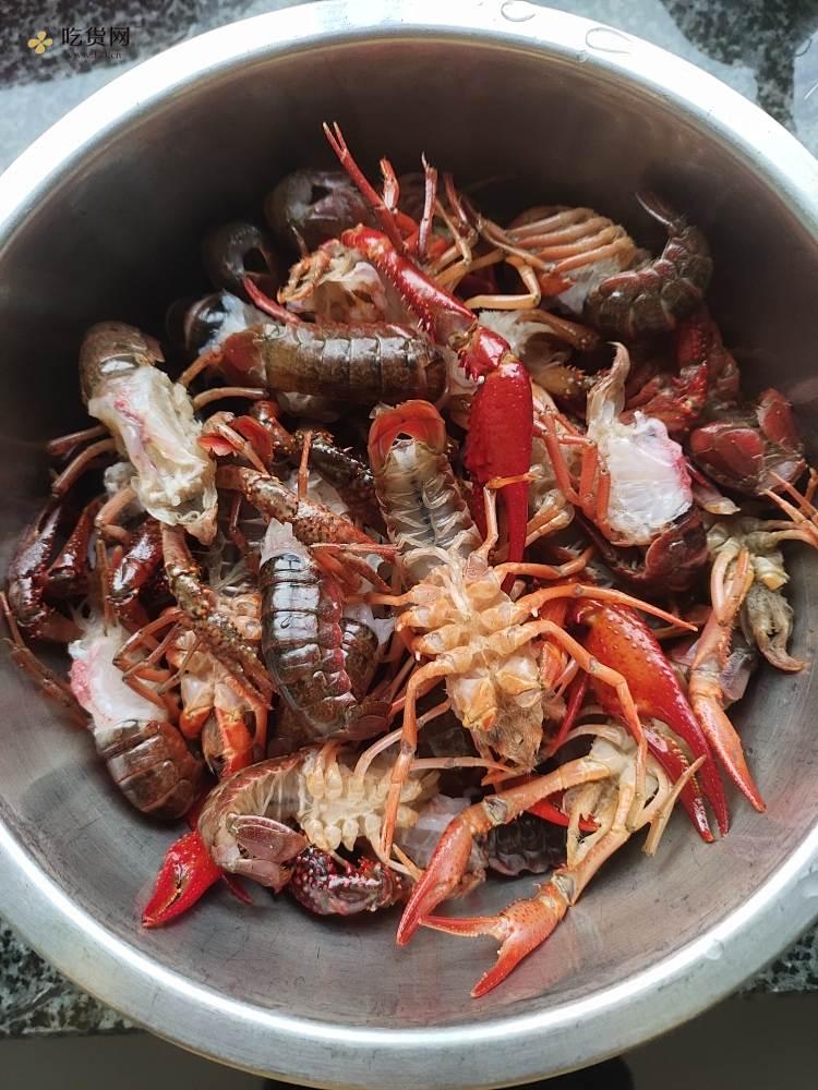 简易版麻辣小龙虾的做法 步骤1
