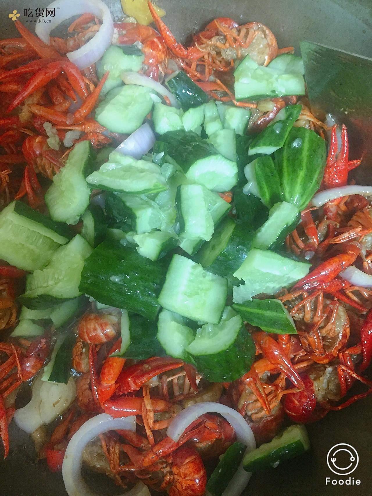 好吃到绝对不能忍的麻辣小龙虾的做法 步骤6