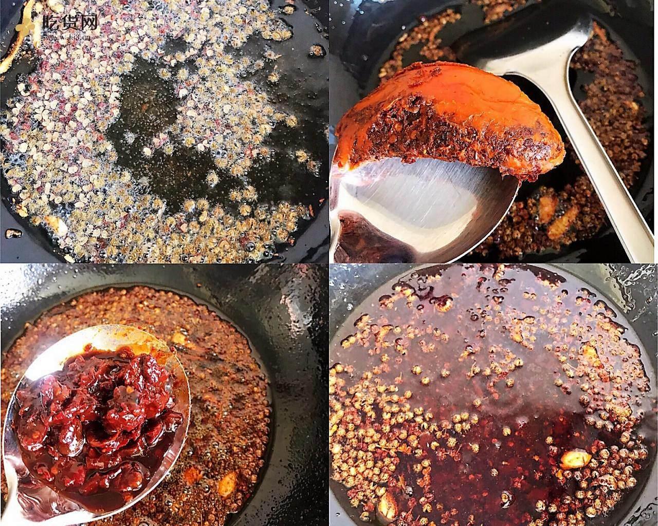 家庭版麻辣小龙虾不油炸的做法 步骤4
