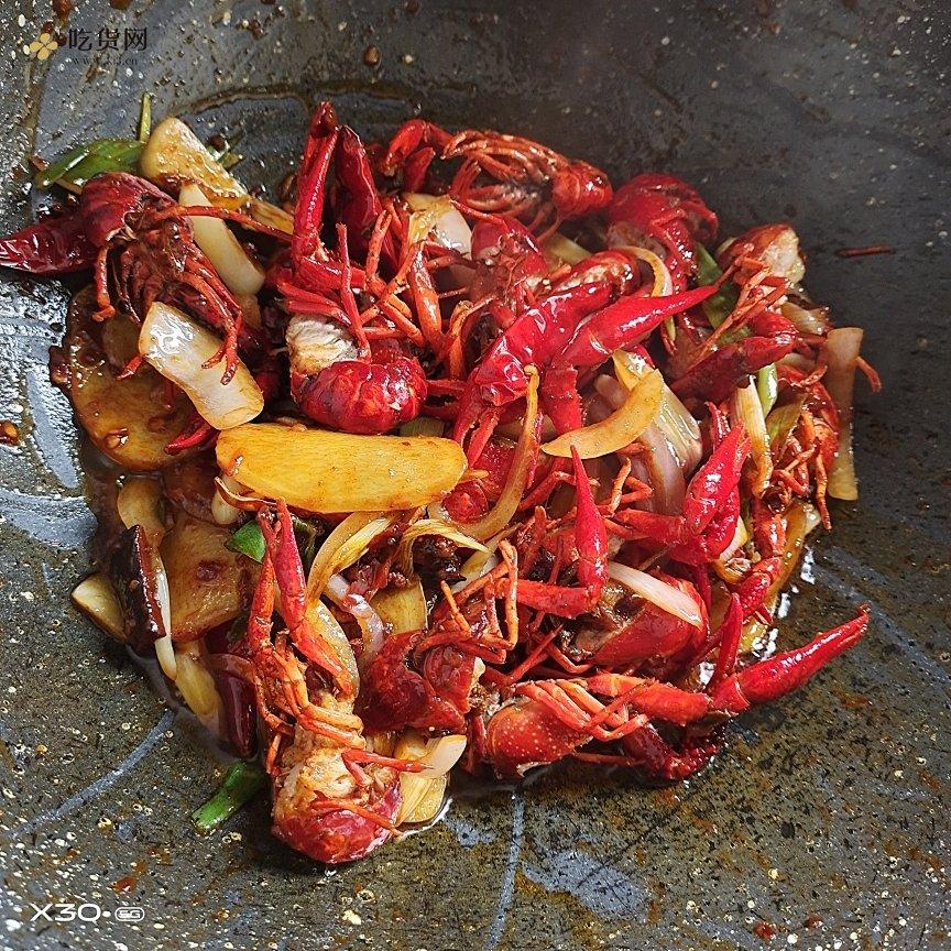 夏天不能少的味道-麻辣小龙虾的做法 步骤6