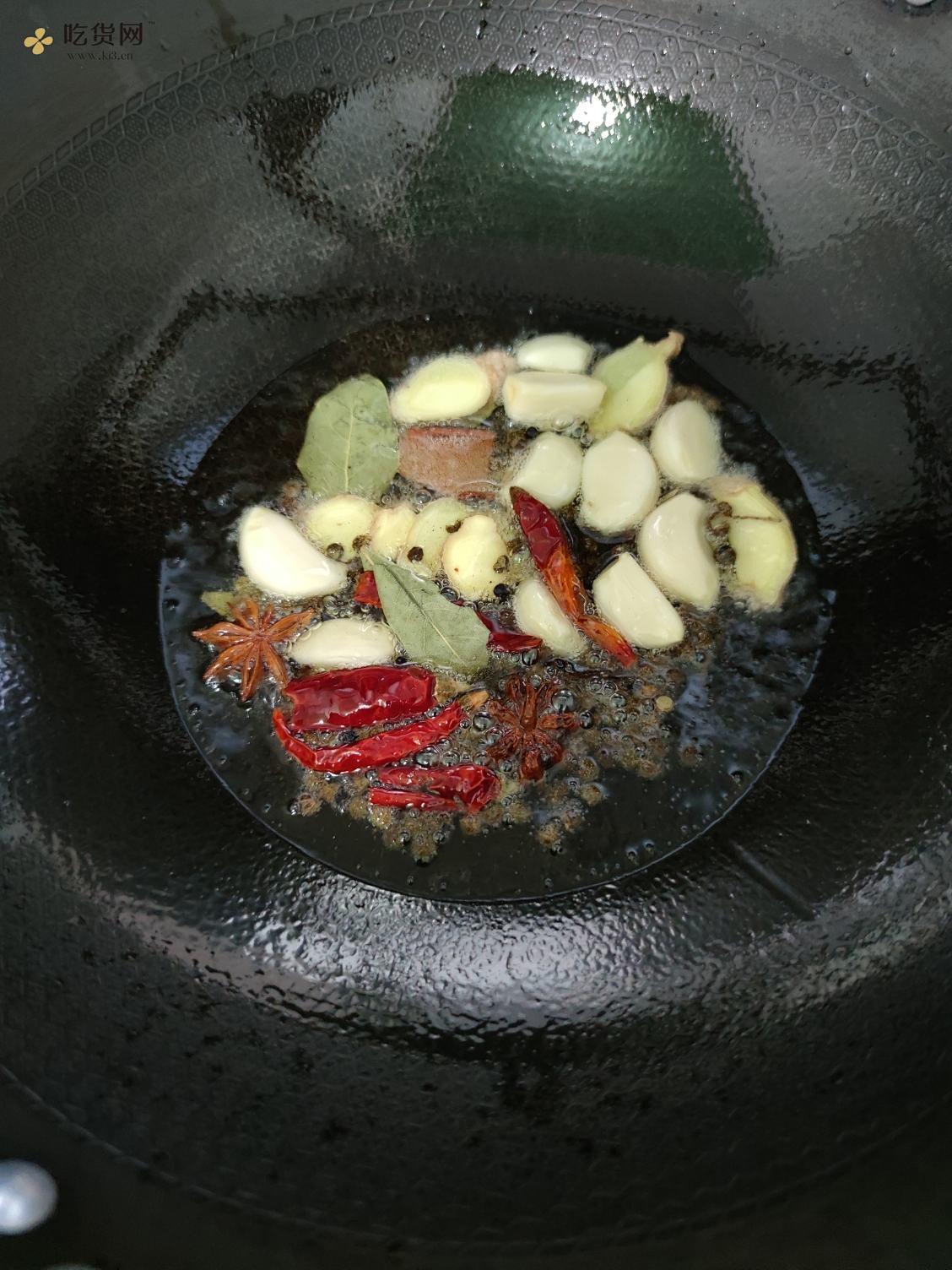 🤩简单麻辣小龙虾(从洗虾开始)的做法 步骤6
