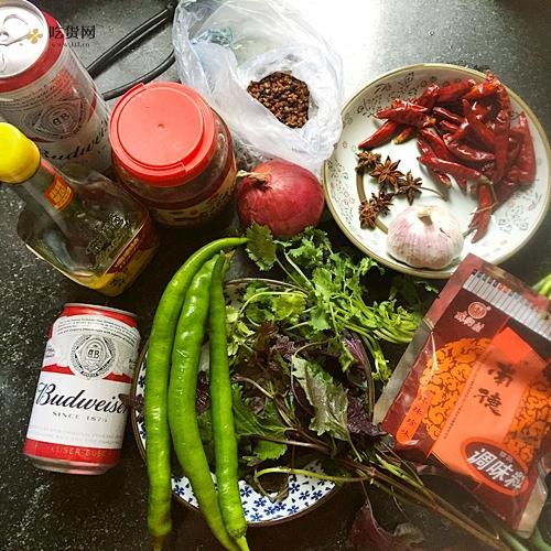 风味麻辣小龙虾的做法 步骤2