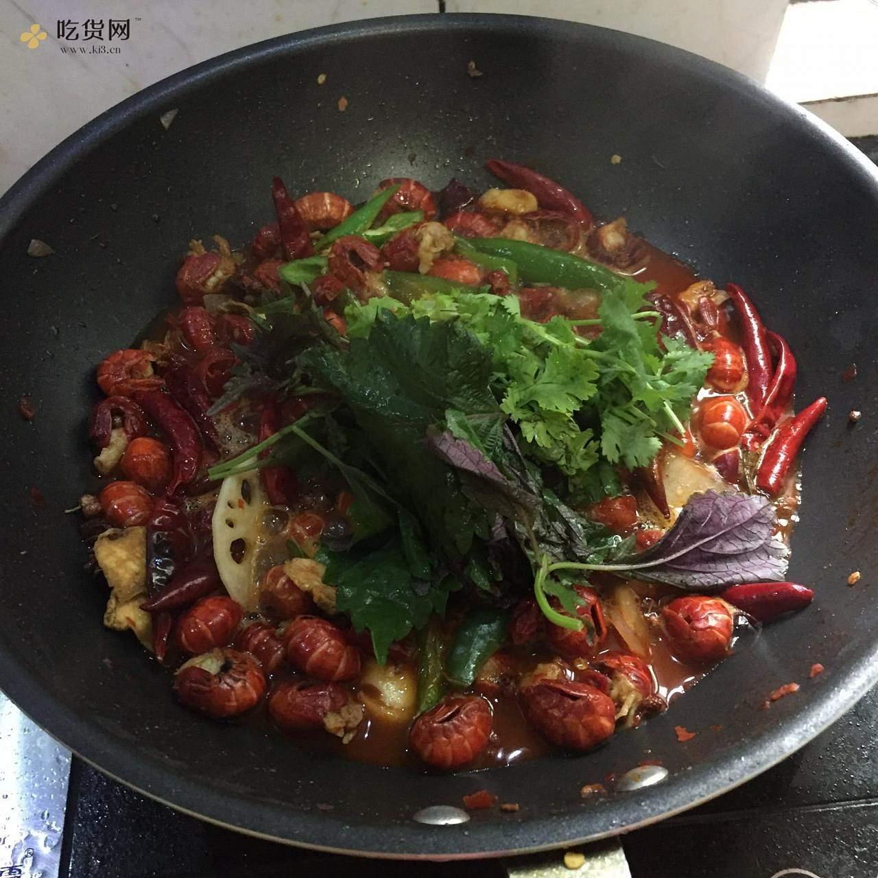 风味麻辣小龙虾的做法 步骤9