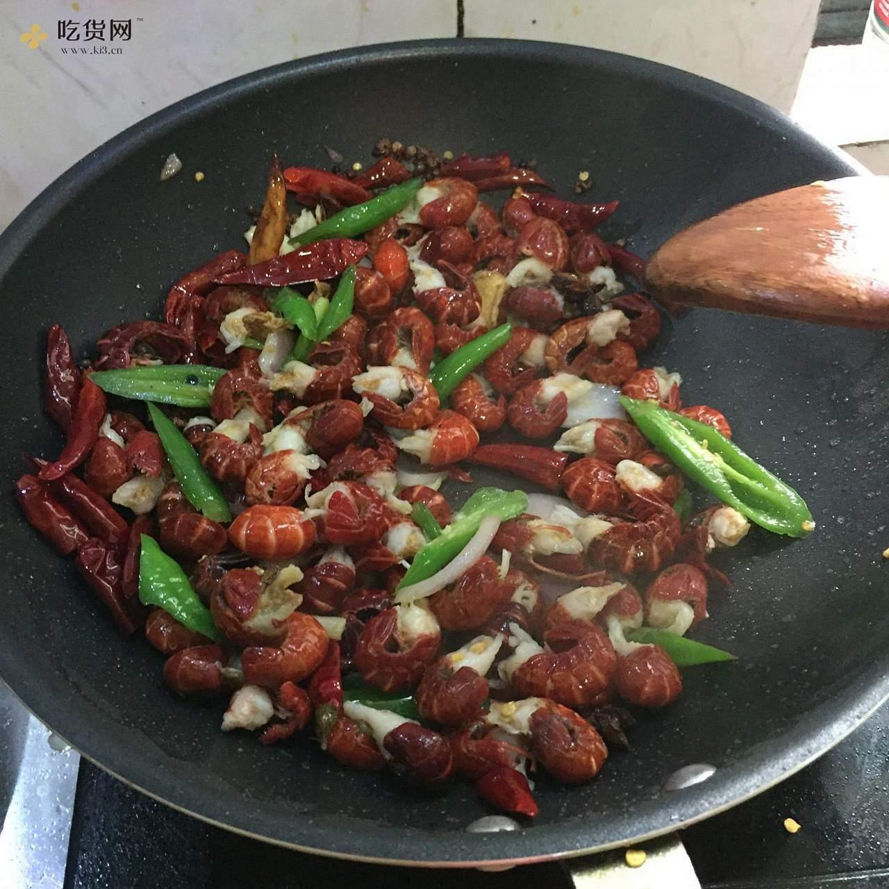 风味麻辣小龙虾的做法 步骤6