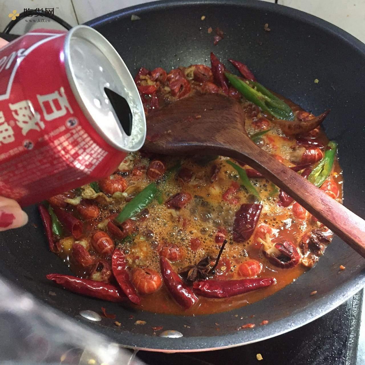 风味麻辣小龙虾的做法 步骤8