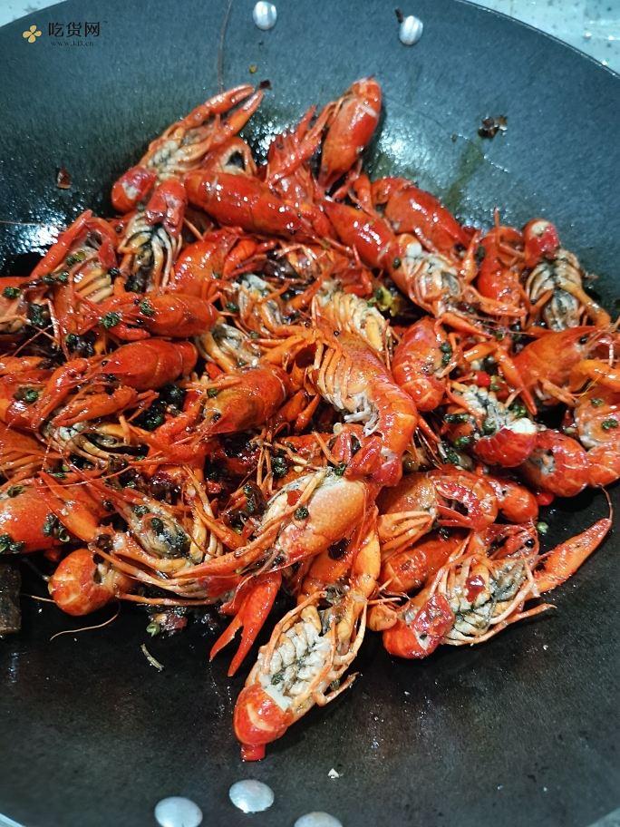 肉不散的麻辣小龙虾干货满满的做法 步骤5