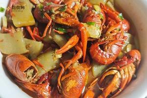 光盘麻辣小龙虾的做法步骤图,怎么做好吃缩略图