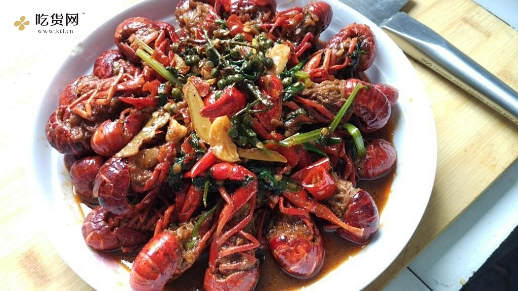 麻麻辣辣小龙虾的做法 步骤11