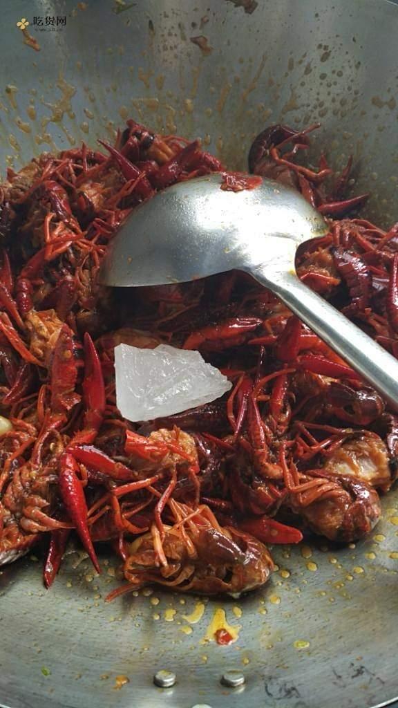 麻麻辣辣小龙虾的做法 步骤4