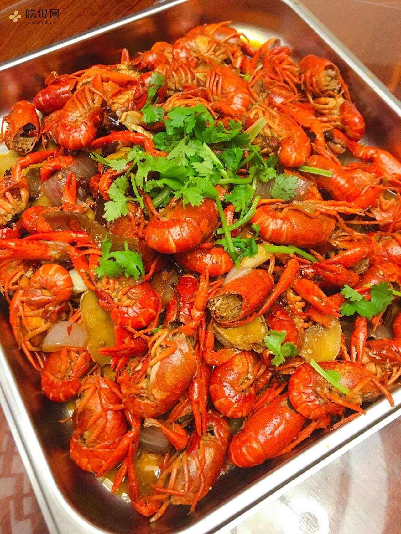 香喷喷十三香麻辣小龙虾的做法 步骤5