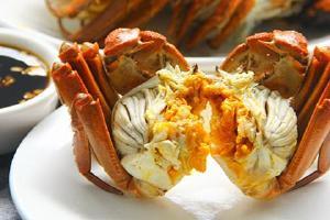 大闸蟹能够与西瓜一起吃吗,吃蟹的忌讳吃什么水果缩略图