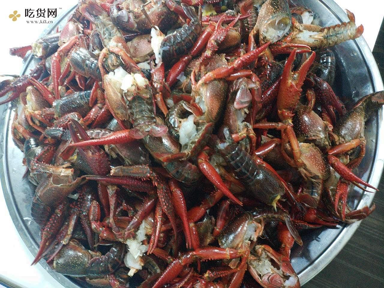 夏天最畅销的麻辣小龙虾的做法 步骤2