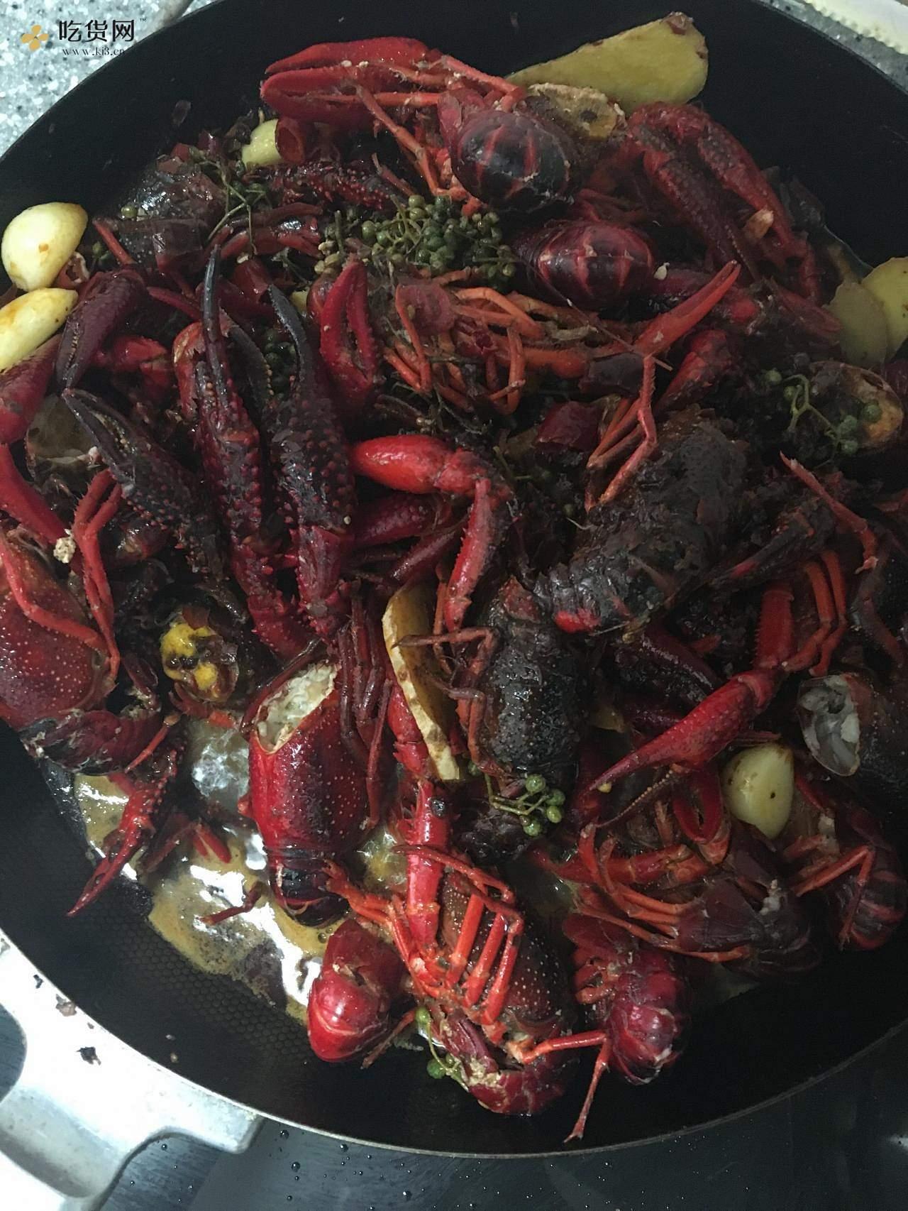 简单又好吃的麻辣小龙虾的做法 步骤11