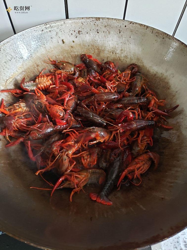 麻辣小龙虾 做过很多次了的做法 步骤3