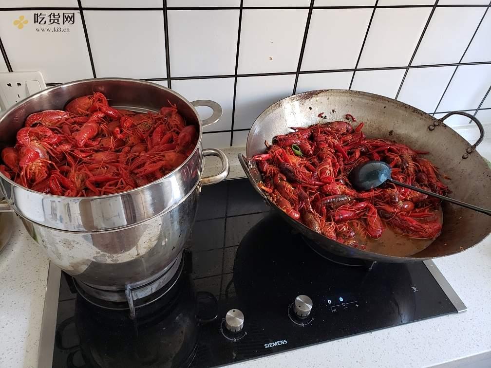麻辣小龙虾 做过很多次了的做法 步骤4