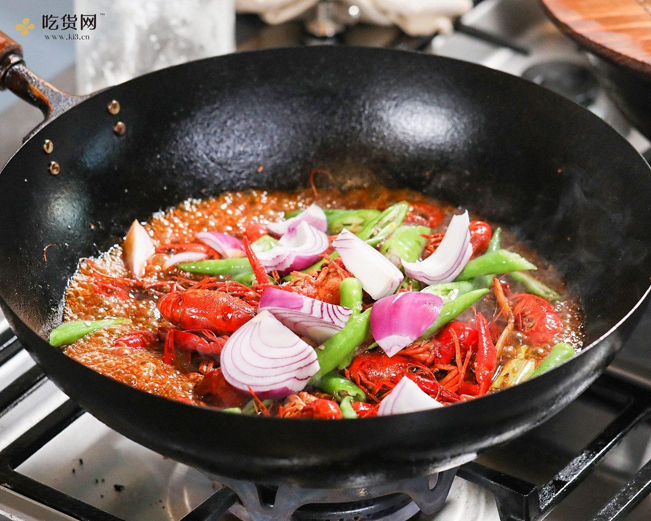 极妙厨房丨麻辣小龙虾的做法 步骤6