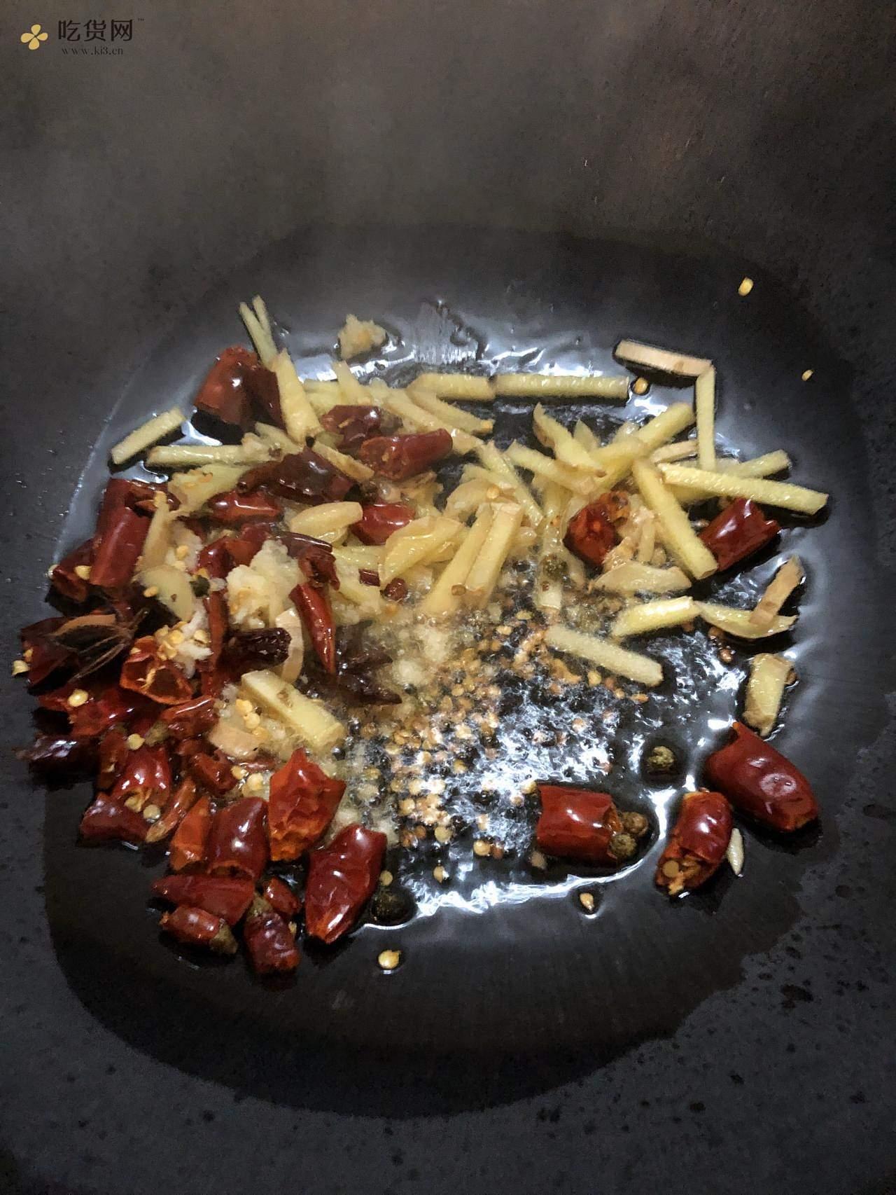 麻辣小龙虾尾「辣度⭐⭐⭐⭐⭐ 」的做法 步骤5