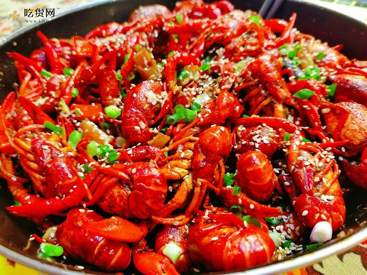 麻辣小龙虾(简单美味版)的做法 步骤7