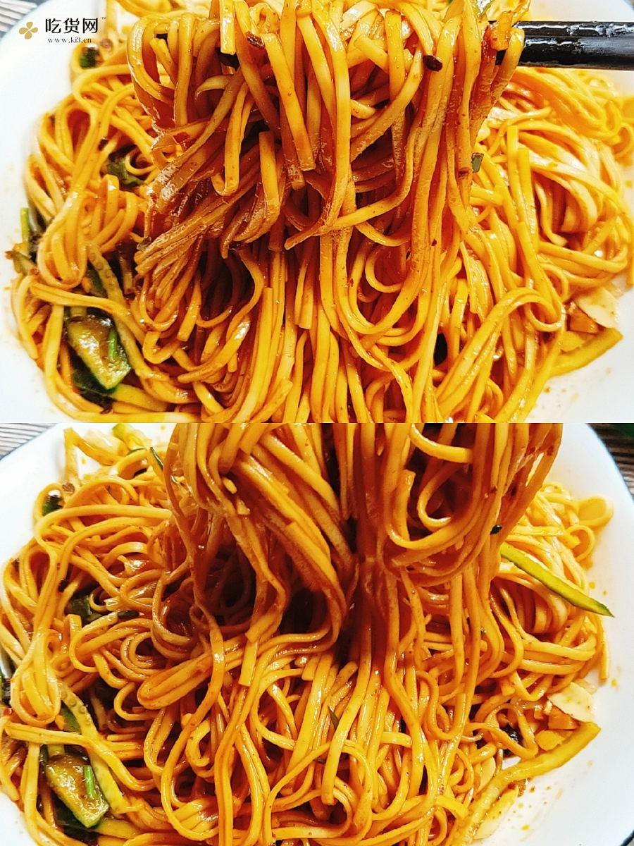 黄磊老师同款雪碧拌面,开胃爽口好吃的做法 步骤12