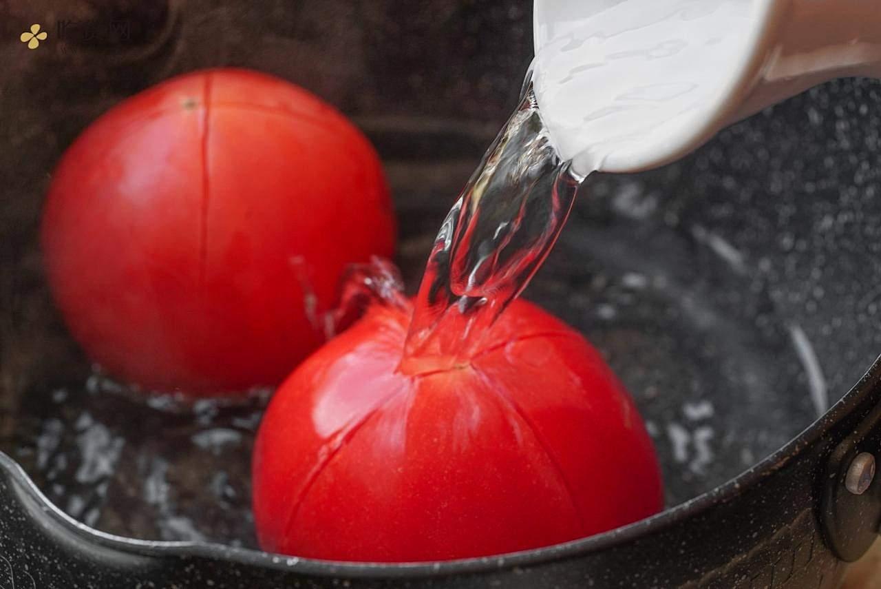 【番茄凉面×酸梅小番茄】的做法 步骤5