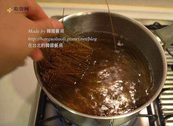 清爽酸辣的韩国拌冷面 韩式凉面 韩式冷面的做法 步骤4