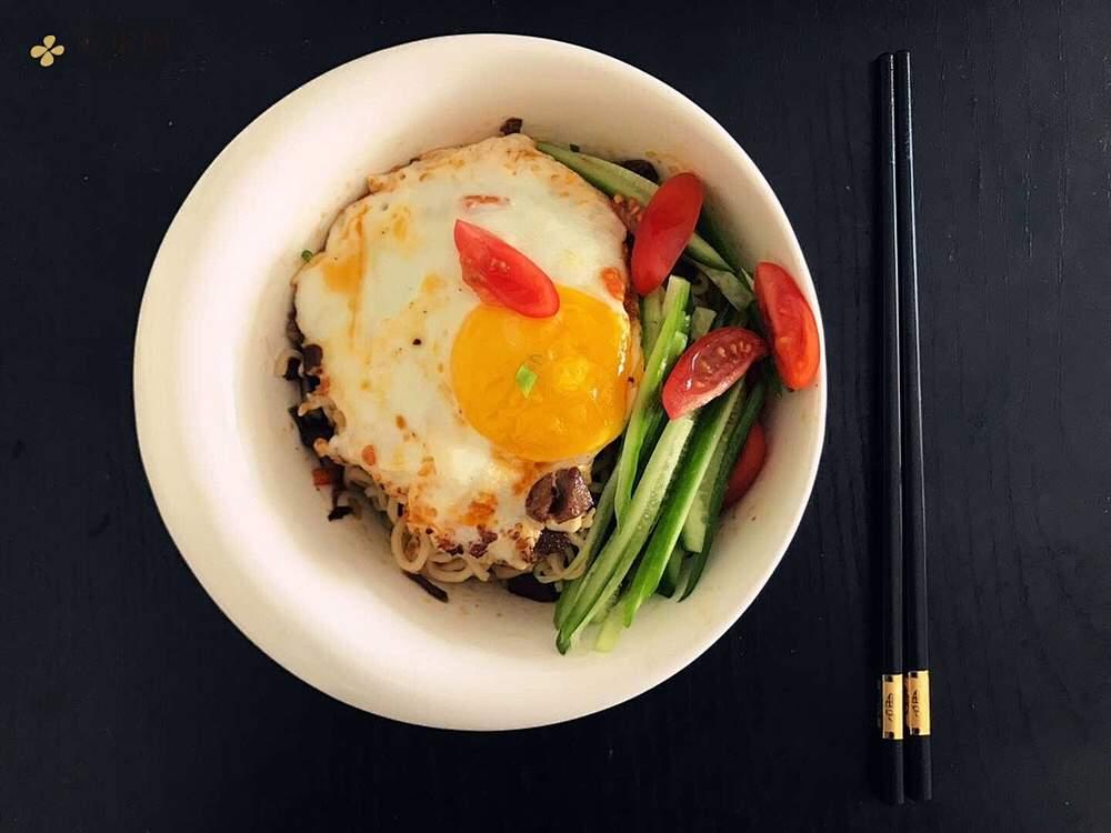 一周早餐面条不重样的做法 步骤7