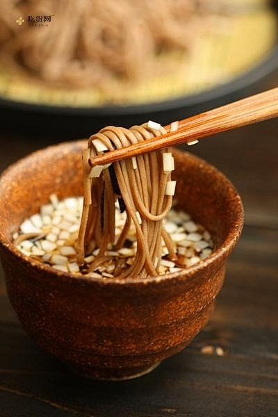 日式荞麦凉面的做法 步骤5