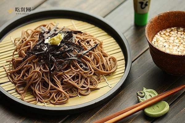 日式荞麦凉面的做法步骤图,怎么做好吃缩略图