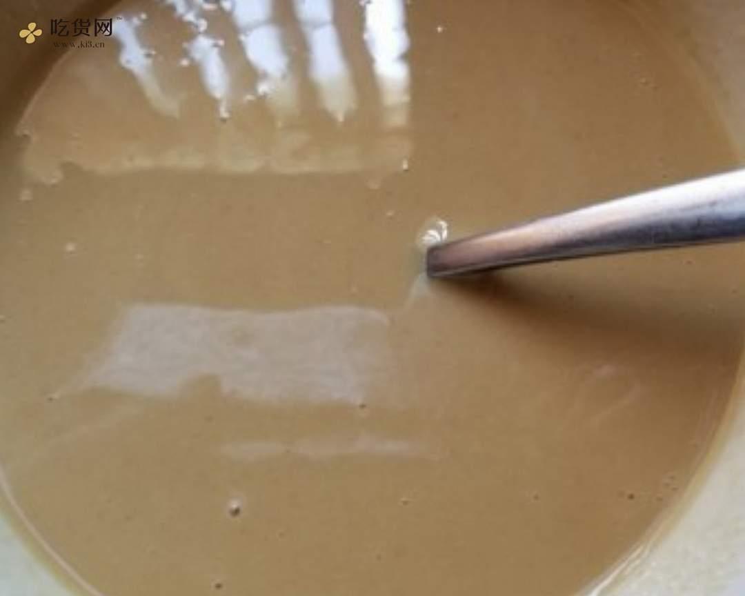 香辣麻酱凉面的做法 步骤4