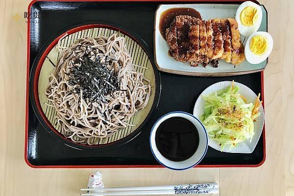 日式荞麦凉面 套餐 夏日的清凉美味的做法步骤图插图
