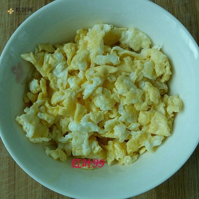 鸡蛋酱拌凉面的做法 步骤4