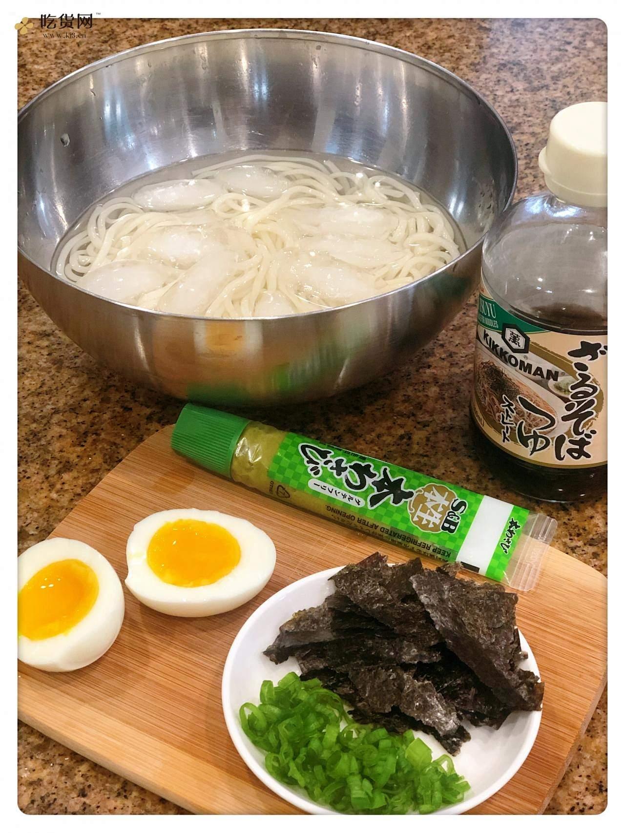 《昨日的美食》|夏日清爽日式凉面的做法 步骤2