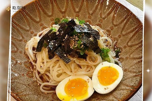 《昨日的美食》|夏日清爽日式凉面的做法步骤图插图