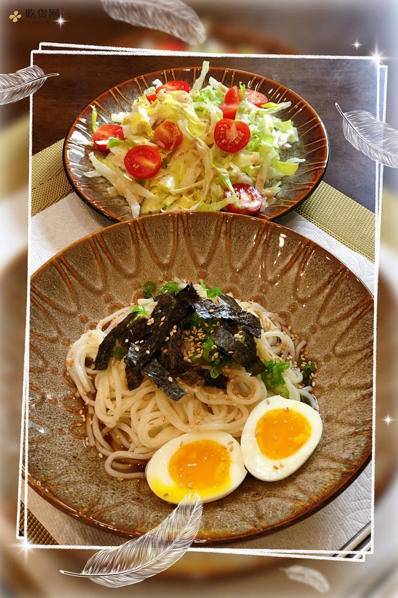 《昨日的美食》|夏日清爽日式凉面的做法 步骤3