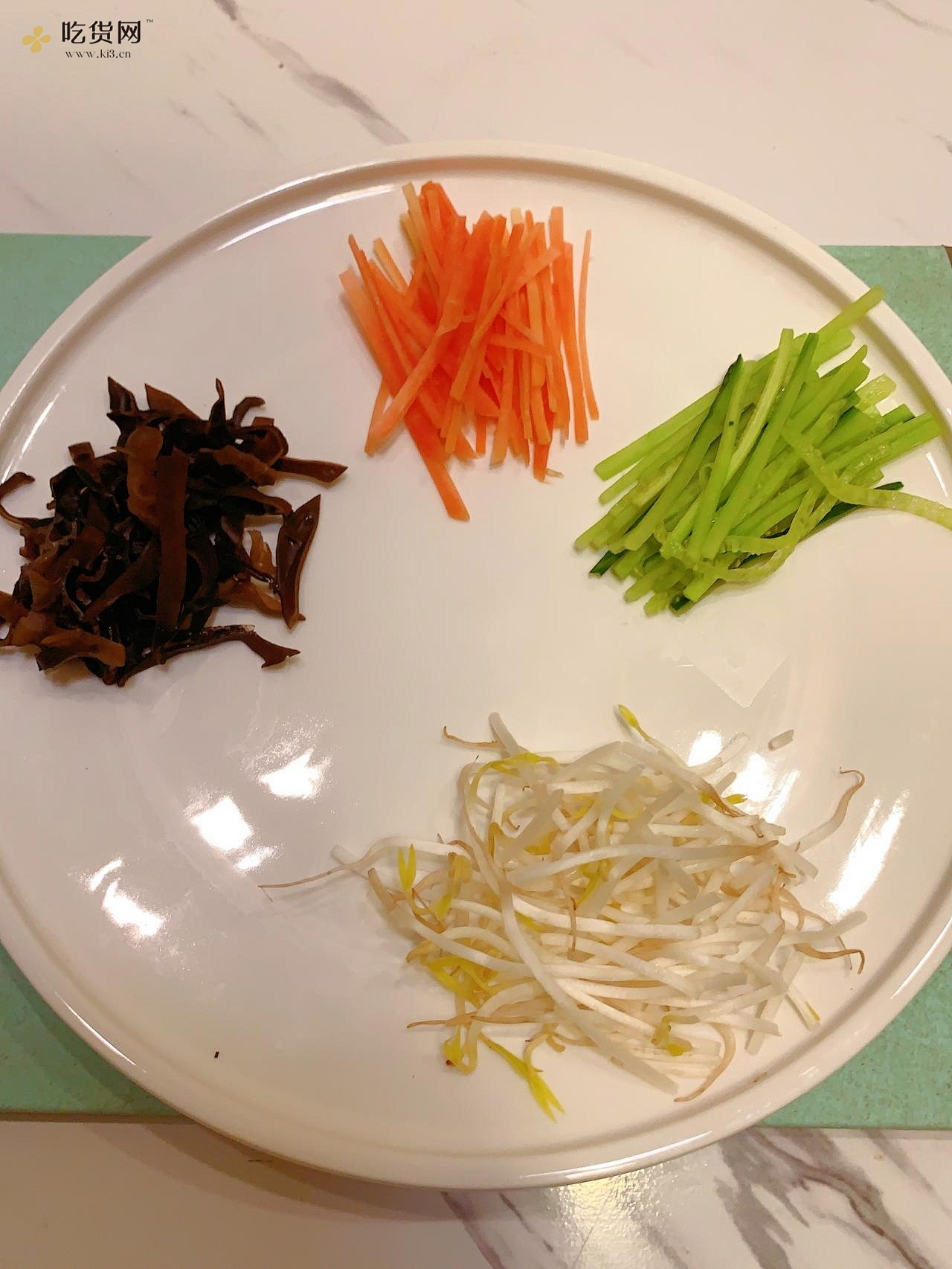 网红美食:百香果凉面的做法 步骤2