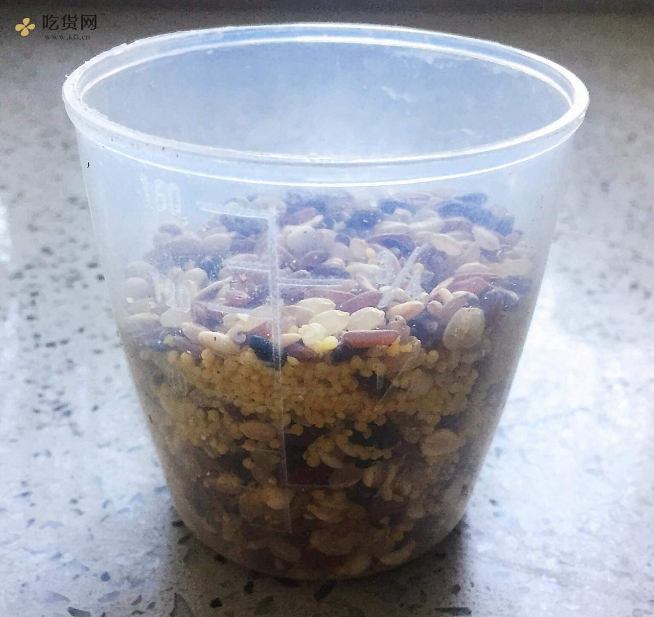杂粮饭(减肥餐)的做法 步骤2