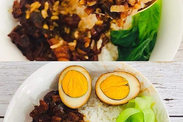 梅菜扣肉饭的做法步骤图,梅菜扣肉饭怎么做好吃插图
