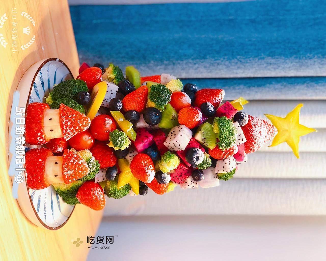 【🎄水果圣诞树】的做法 步骤5