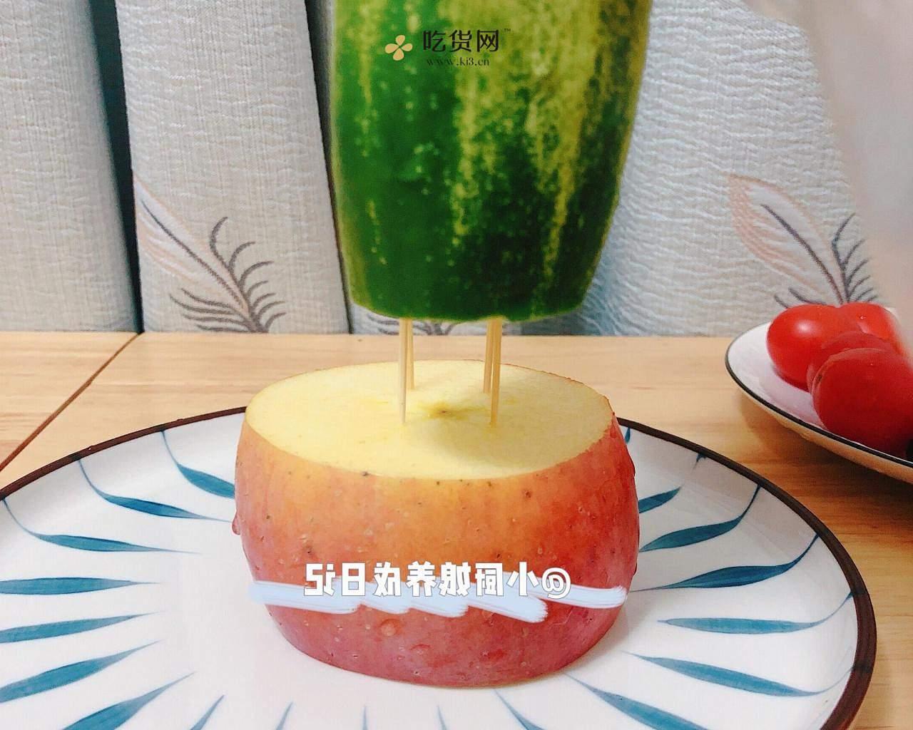 【🎄水果圣诞树】的做法 步骤3