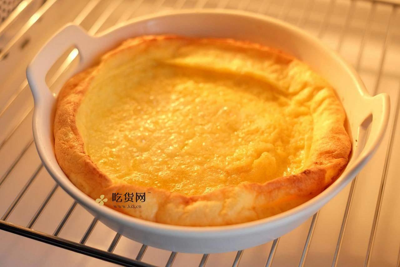 草莓荷兰松饼【4月北鼎烤箱食谱】的做法 步骤5