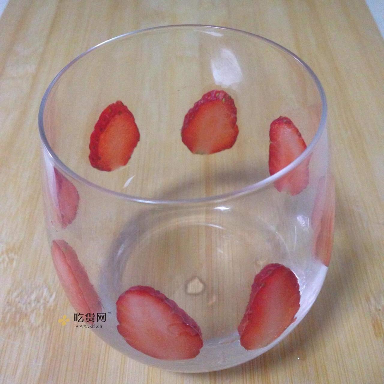 杯壁水果酸奶的做法 步骤3