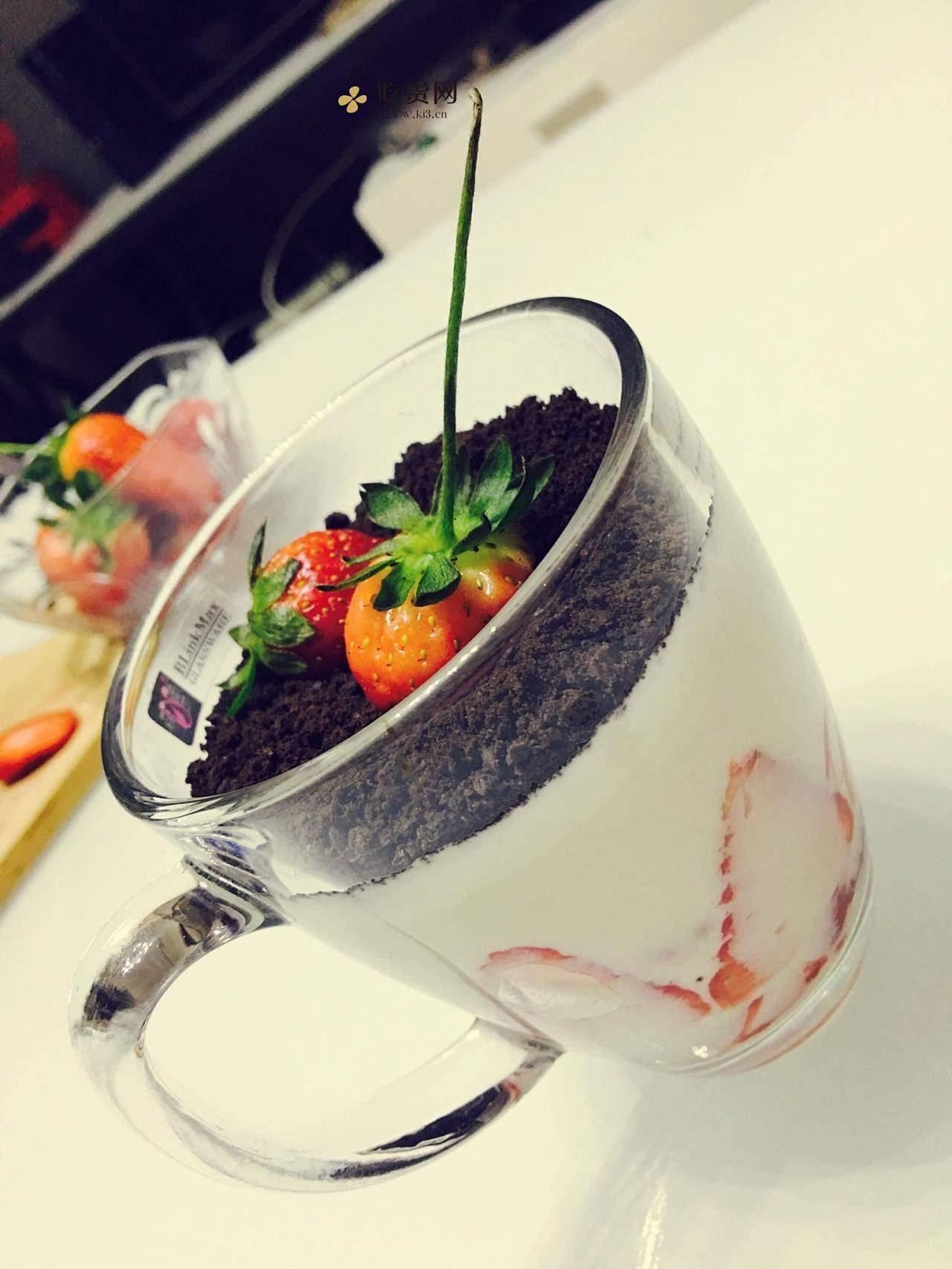 草莓🍓盆栽的做法 步骤9