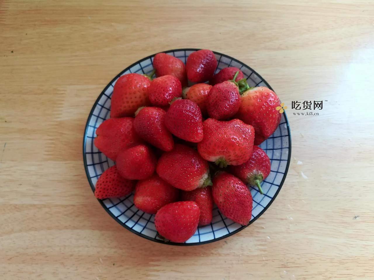 清洗草莓的做法 步骤7