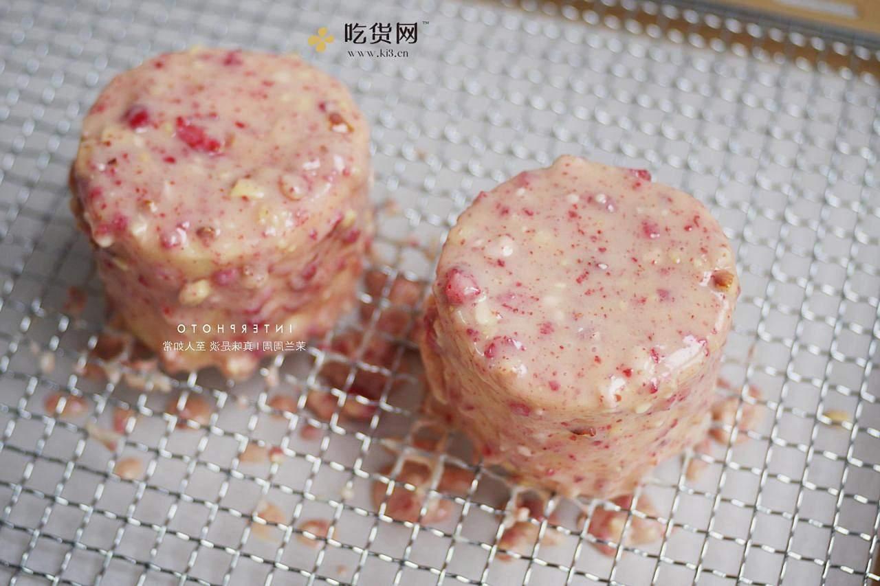 边吃边瘦的燃脂草莓蛋糕的做法 步骤13