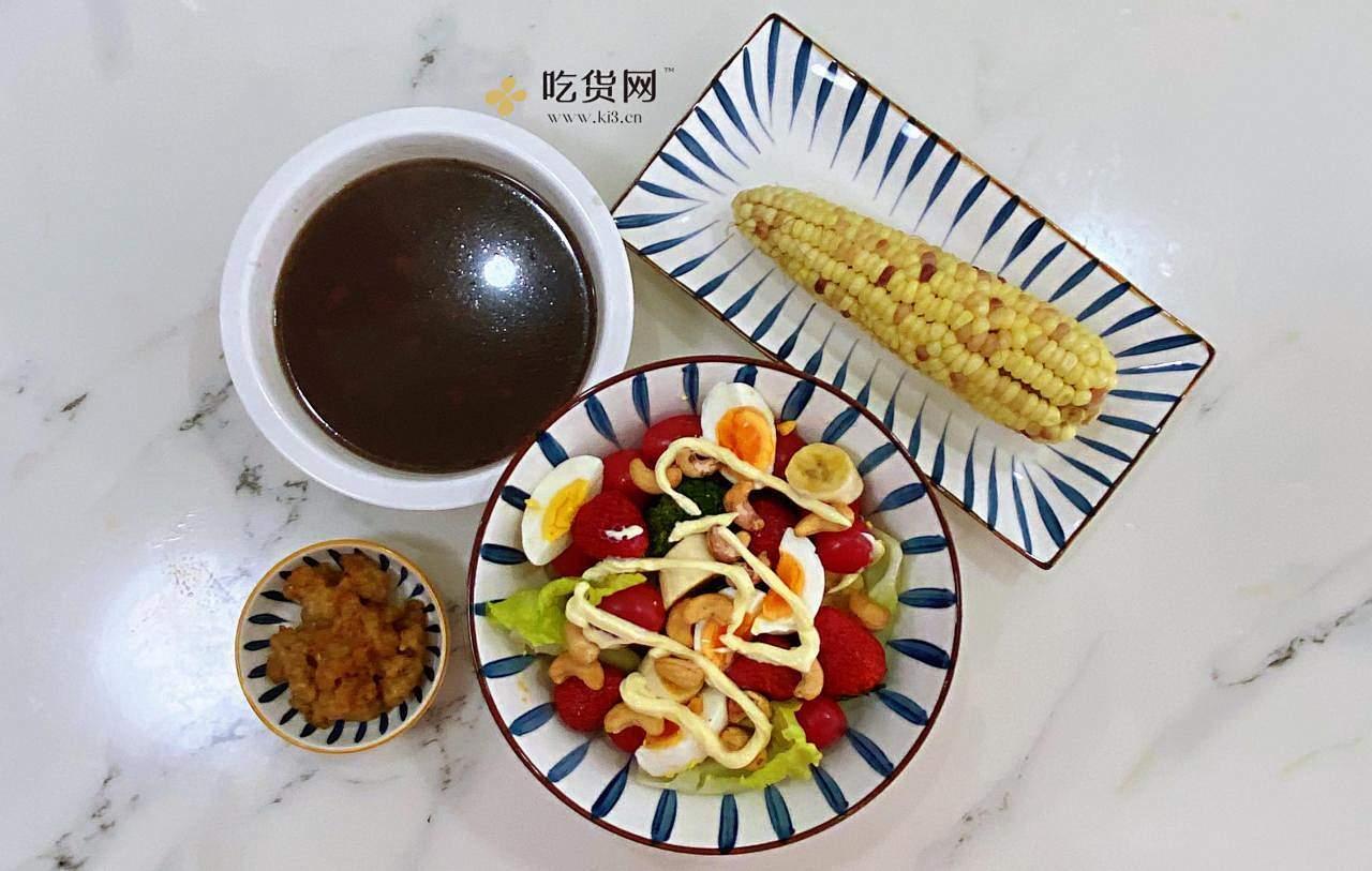 【孕妇食谱】轻食简餐,春季减肥正当时~的做法 步骤8